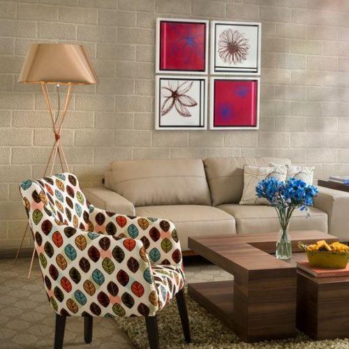 Combinación de colores para salones