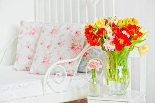 La primavera en casa
