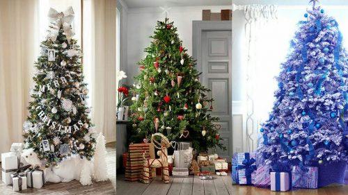 Algunas ideas excelentes para decorar tu árbol de navidad
