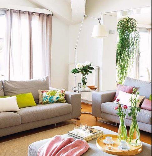 Excelentes ideas de Cortinas en Tela Voile Elegir la tela para una cortina es una de las etapas más difíciles al momento de querer completar la estética