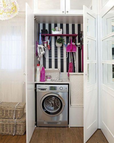 Mis 4 reglas para mantener el orden en el espacio de lavado