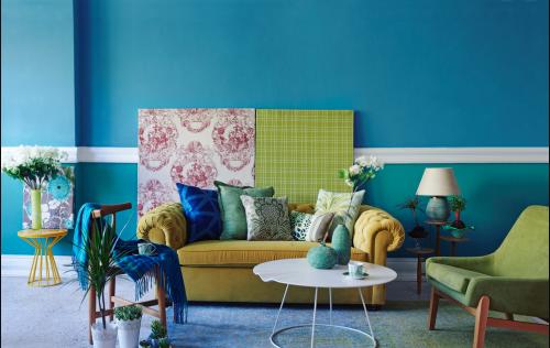 Una de las tantas posibilidades que nos brinda la decoración, es utilizar varias tonalidades del mismo color.  Las combinaciones de colores monocromáticos están muy de moda en la actualidad.  Como resultado, mostraremos a continuación algunas ideas y colores que transmiten tendencia y que pueden servir de inspiración para lograr una linda decoración.