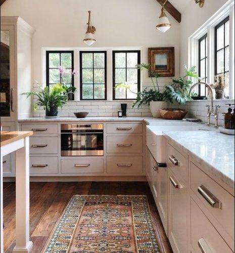 Mejores colores para decorar la cocina