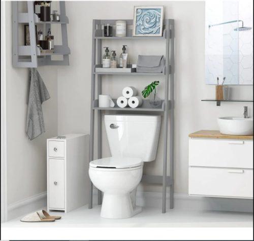 Formas fáciles de reformar un baño con repisas