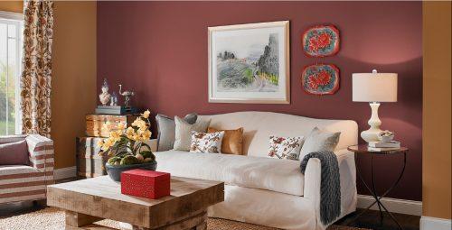 La rueda cromática en la decoración de interiores