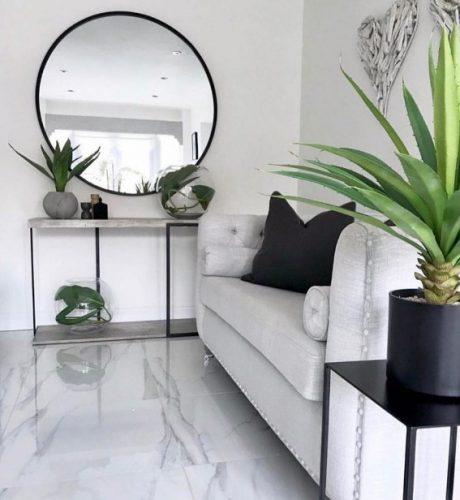 Elegancia y limpieza marcan el estilo Clean