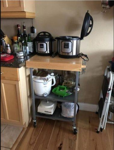 Mejores muebles para ordenar la cocina