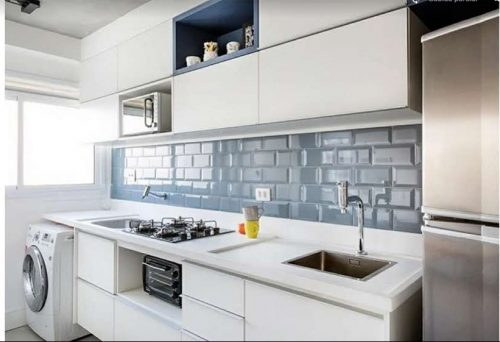 Claves para decorar una cocina pequeña