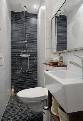 Reglas necesarias para baños pequeños