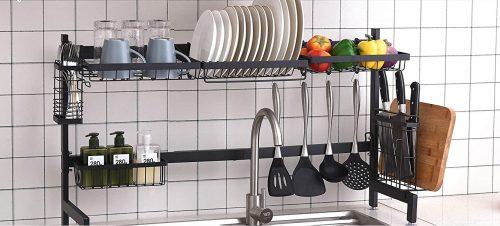 Escurridores maravillosos para la cocina