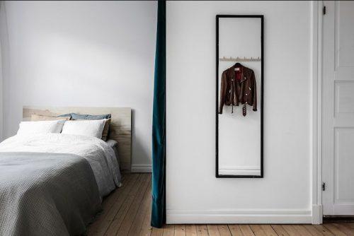 Apartamento decorado estilo minimalista