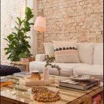 Salas de estar rústicas y hermosas