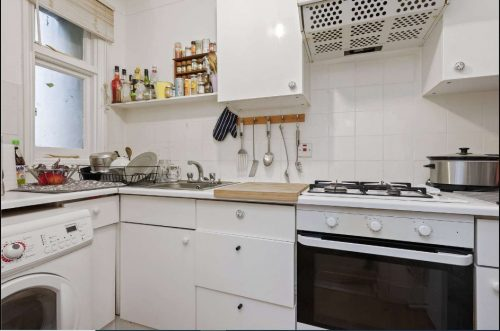 Lograr una cocina siempre limpia y reluciente.