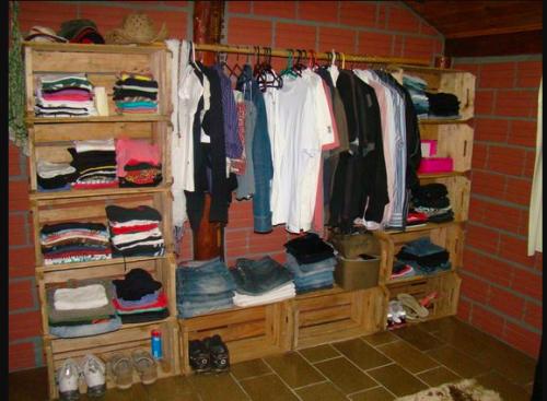 Ordena el dormitorio sin gastar mucho
