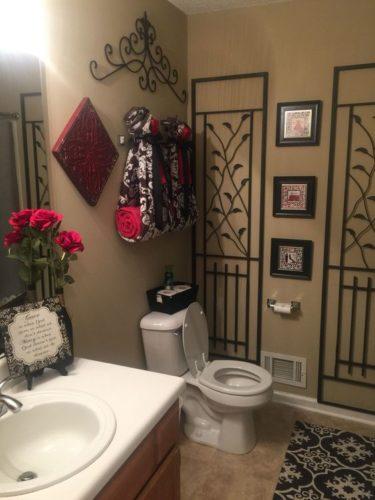 Como decorar un baño pequeño y sencillos