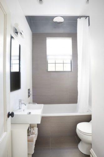 Como decorar un ba o peque o y sencillo blog de mary - Como decorar un bano pequeno y sencillo ...