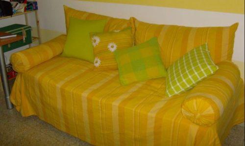 Como convertir una cama en sofá